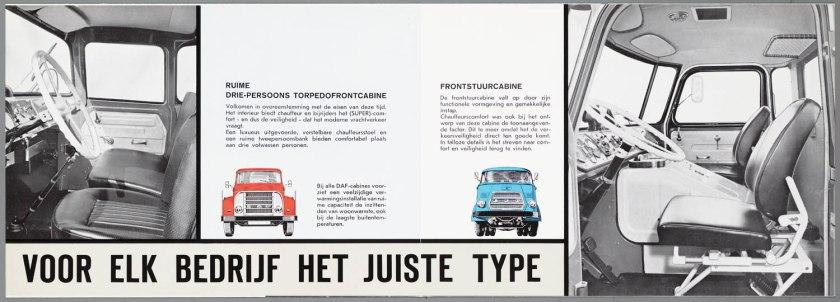 1964 DAF Bedrijfsauto's 165 PK b