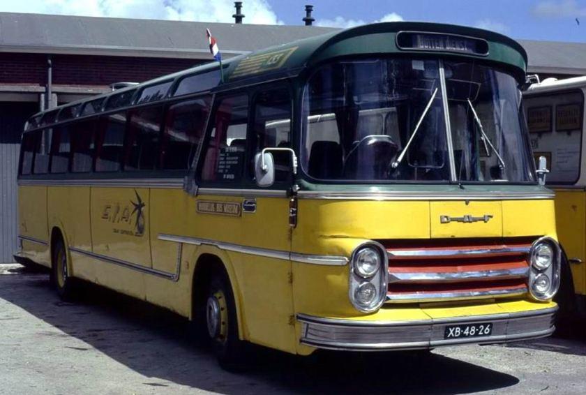 1964 DAF TB163DS605 Groenewold