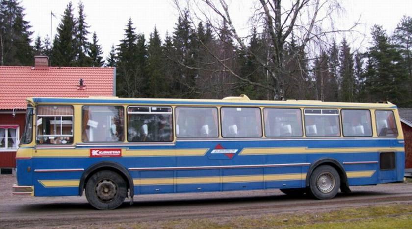 1964 Daf touringcar b