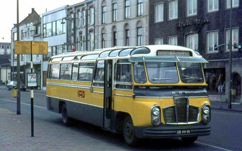 1964 DAF UB 99 91