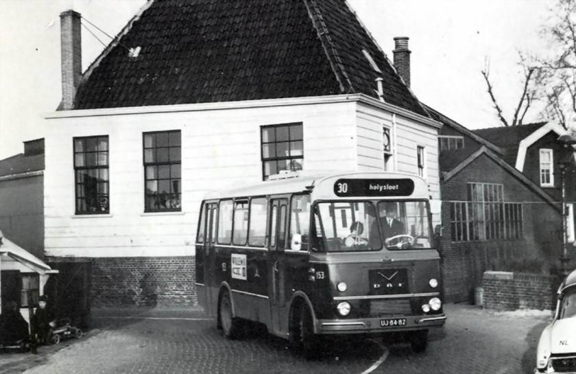 1964 DAF Verheul, Waddinxveen