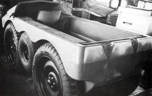 1964 DAF YE-500 Porter   3