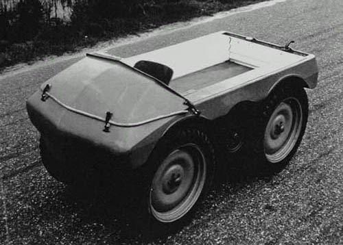 1964 DAF YE-500 Porter