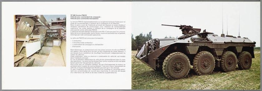 1964 DAF YP 408 8wielige terreinwagen