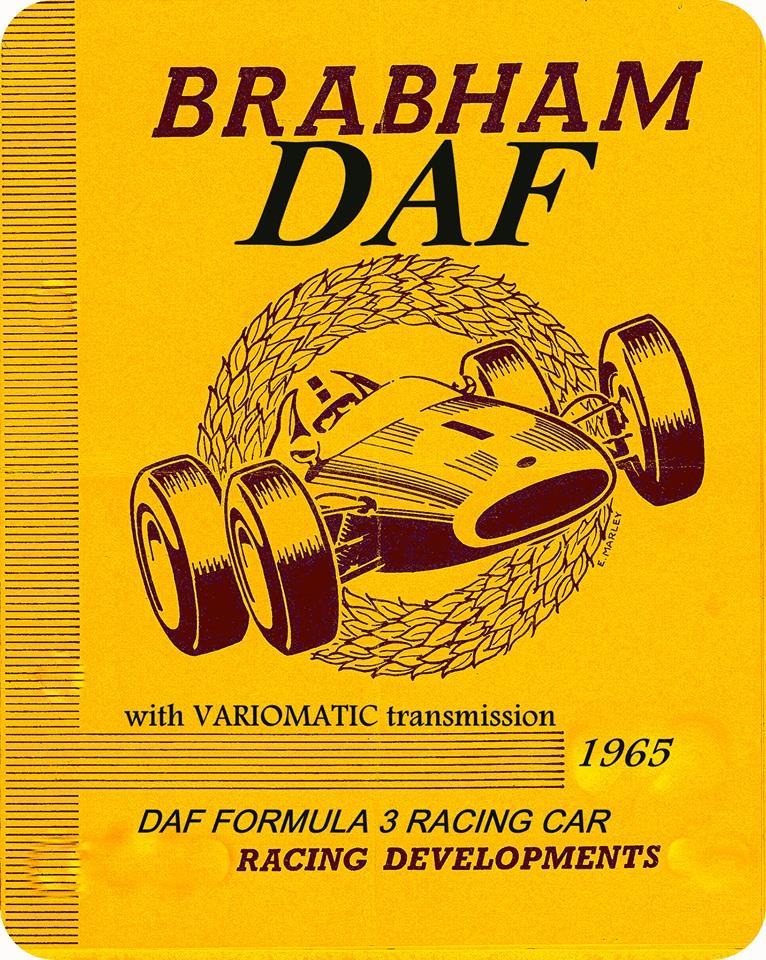 1965 Brabham DAF Formula 3