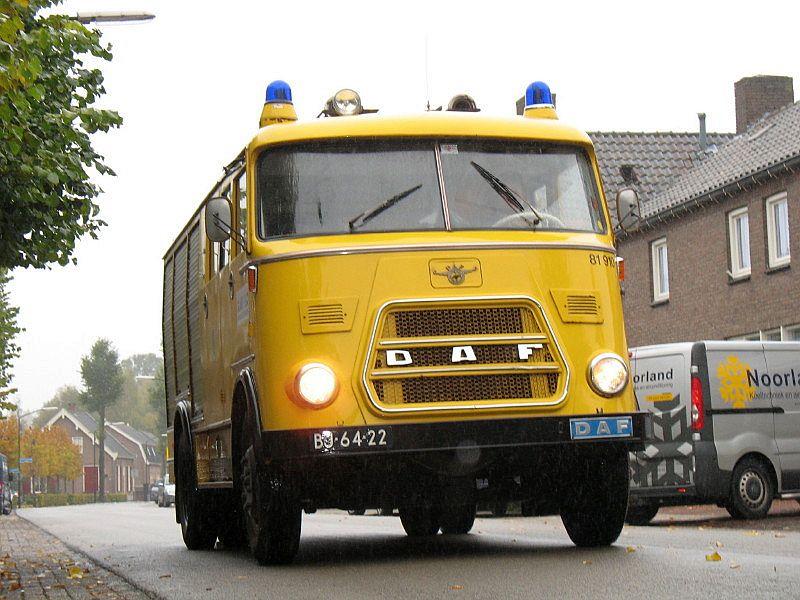 1965 DAF 32