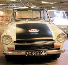 1965 DAF 33 Service Esso