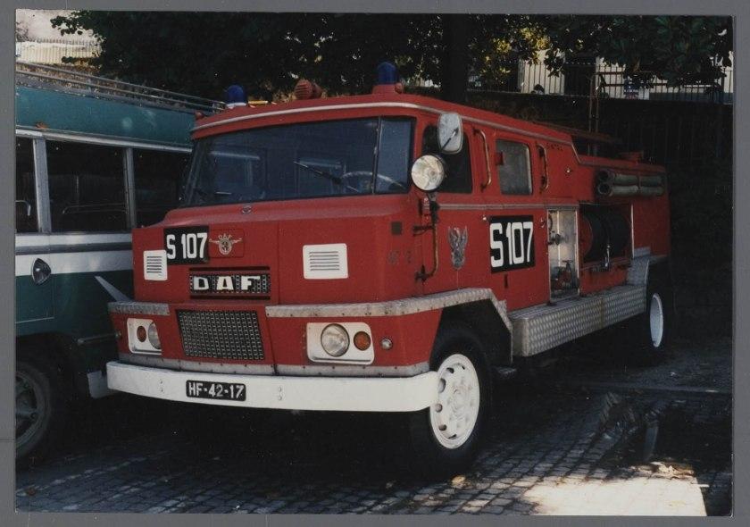 1965 DAF Brandweerwagen Sintra Houthalen B