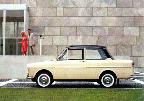 1965 Daf fodil