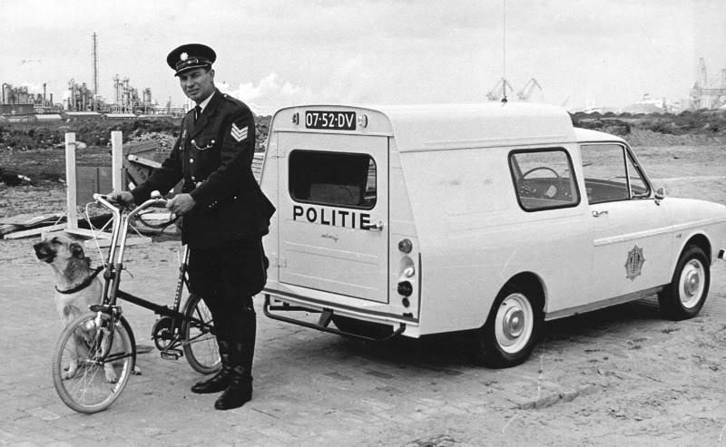 1965 DAF Politie Daf
