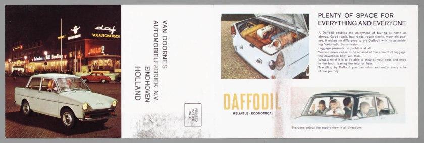 1965 DAFFODIL 32 c