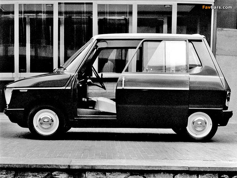 1966 OSI DAF City