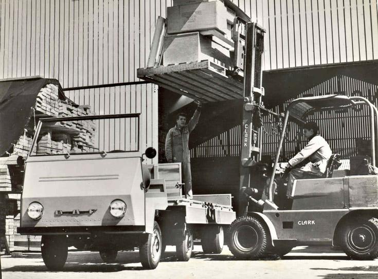 1968 DAF PONY a
