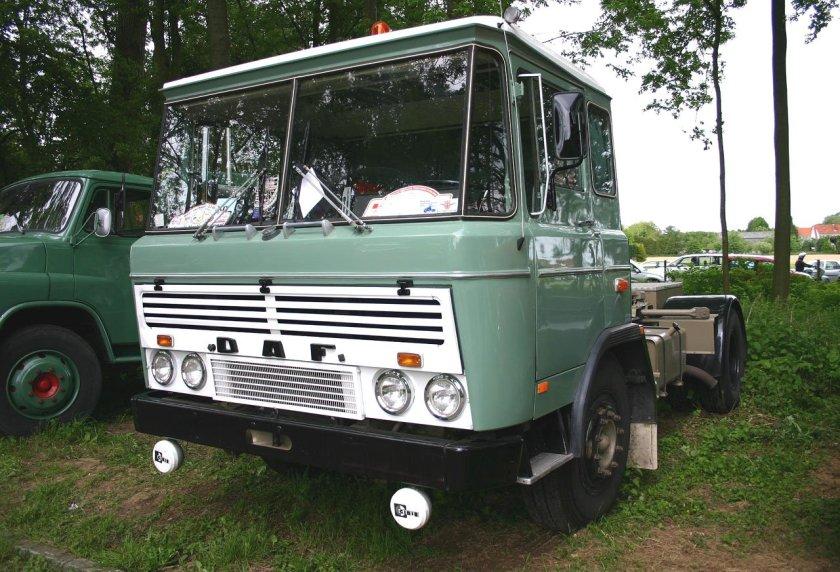 1970 DAF 2600 trekker