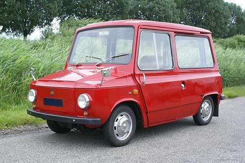 1971 DAF Kalmar 1100