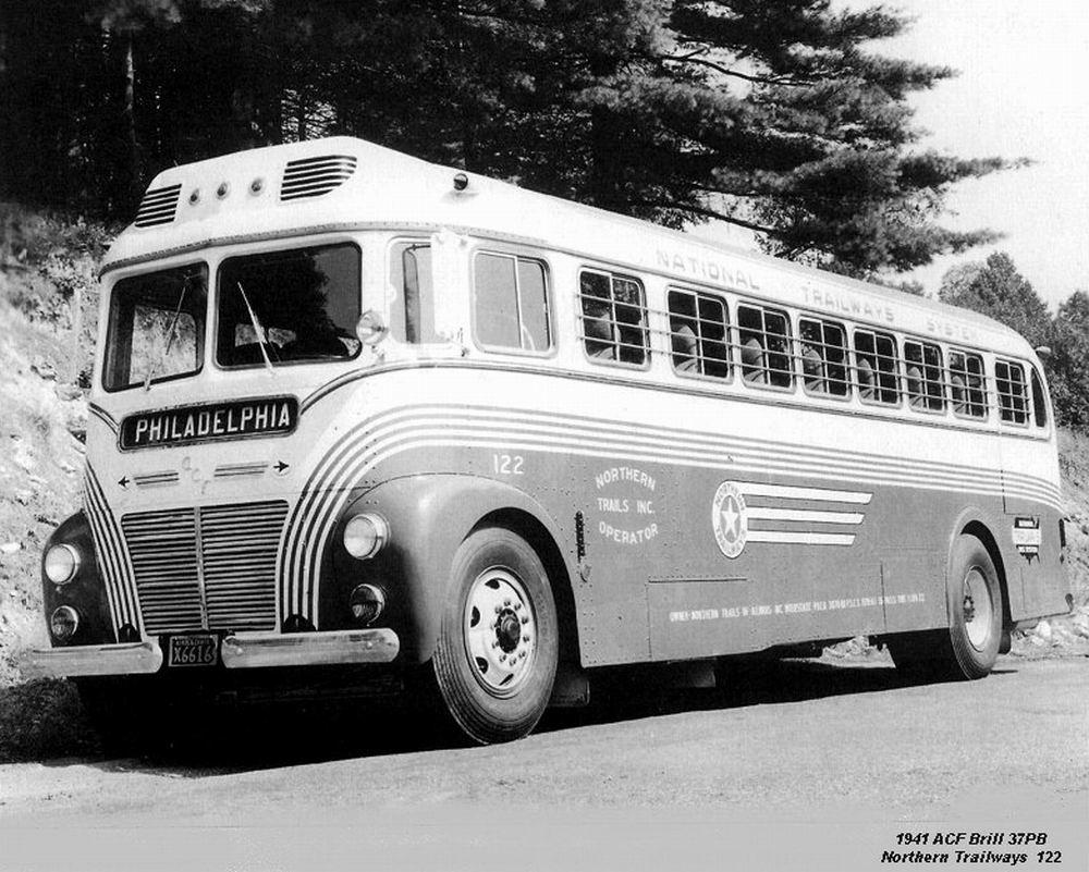 Bussen Acf Brill Myn Transport Blog