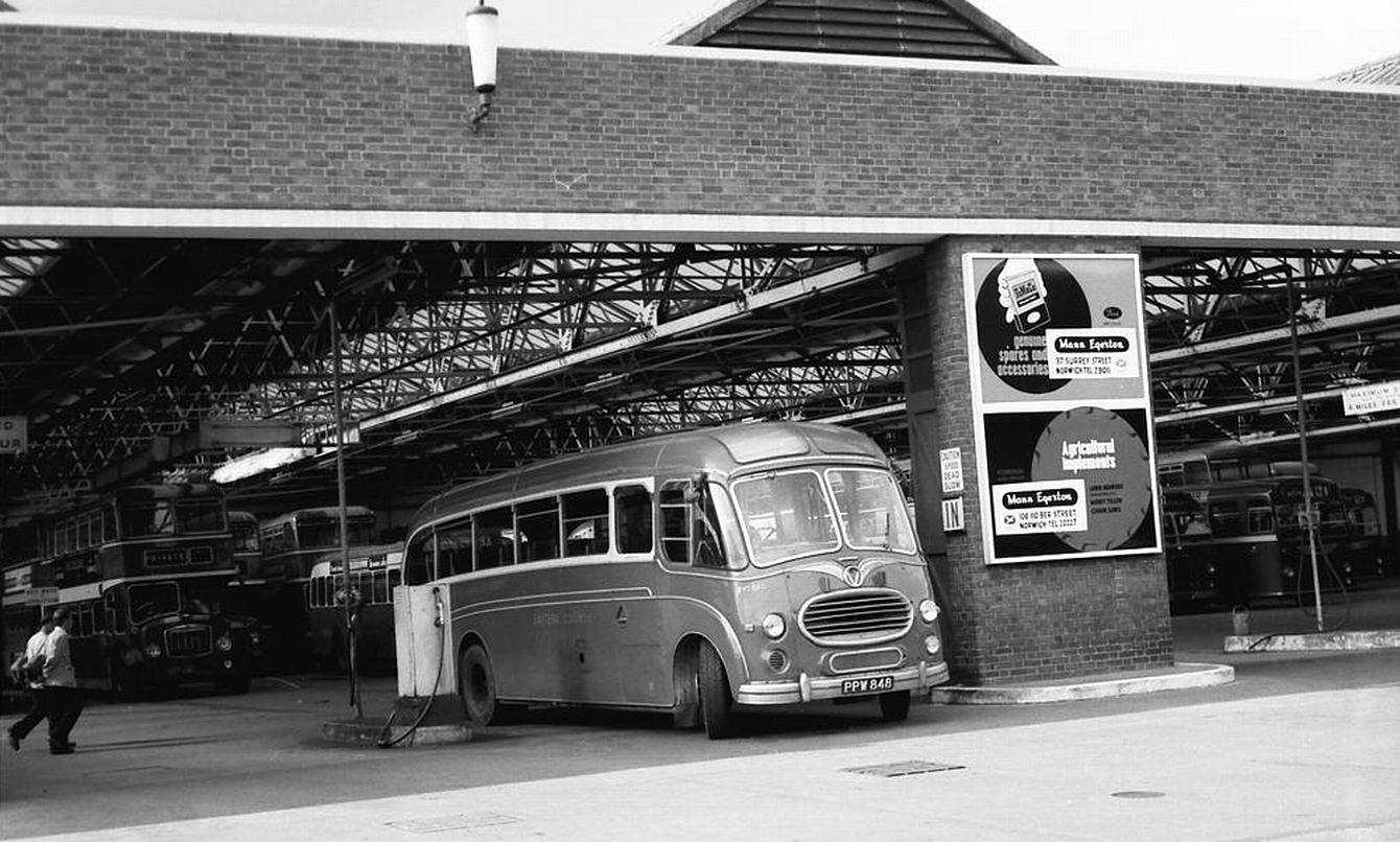 Buses BEDFORD UK III – Myn Transport Blog