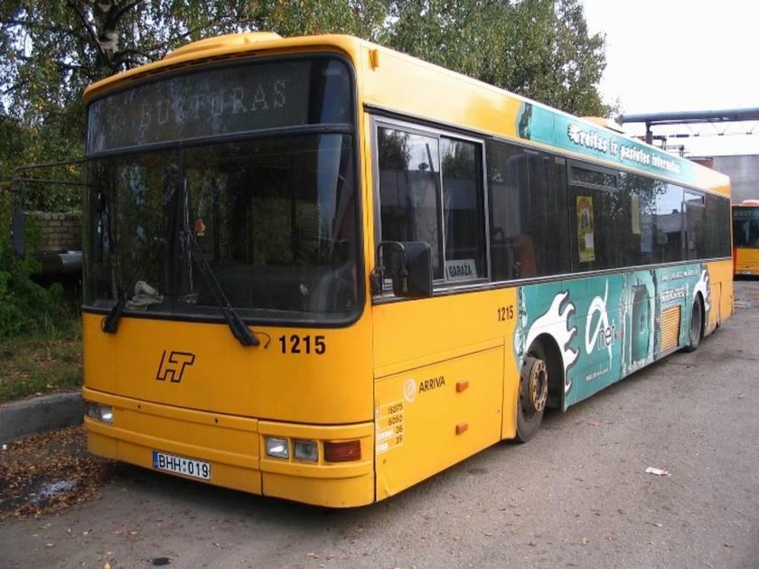 Bussen Aabenraa 1995 Litauwen
