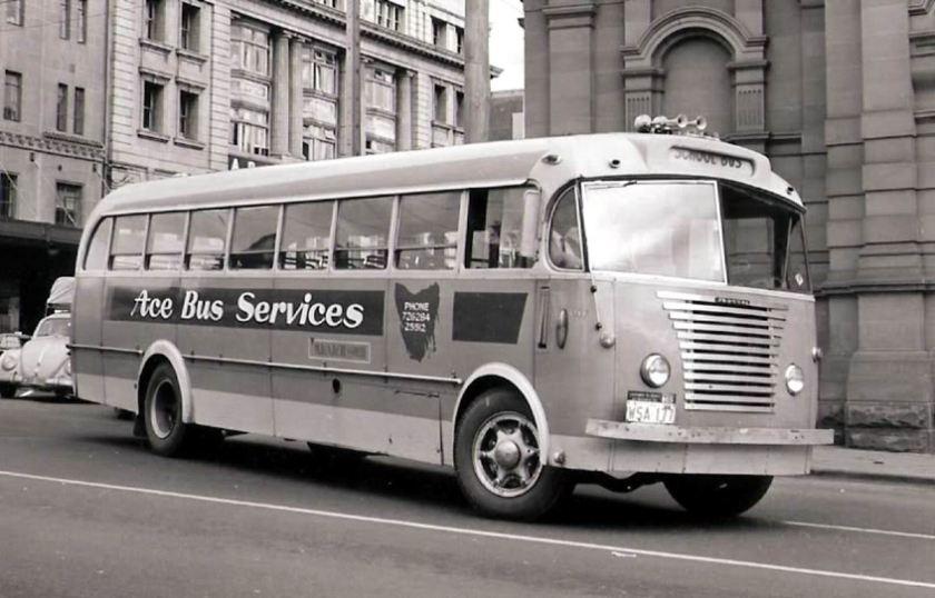 Bussen ACE Bus Services
