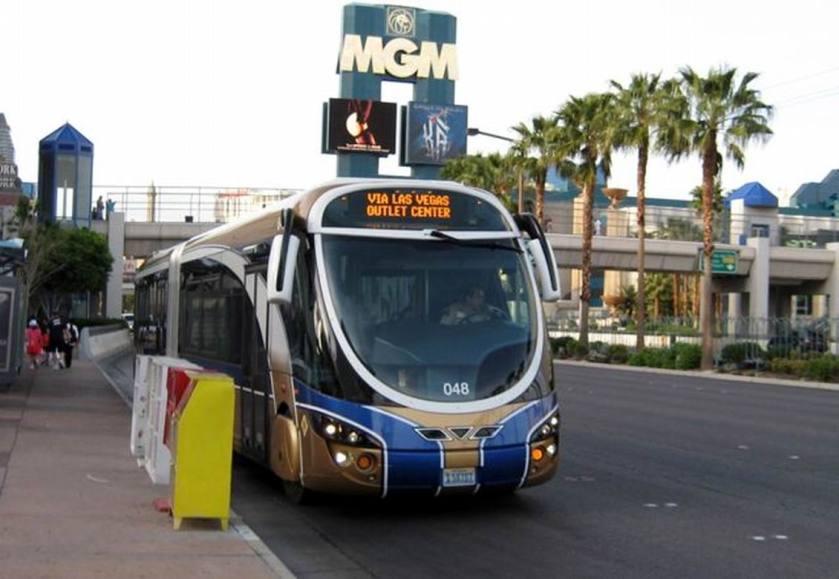 Bussen Ace Gold Bus