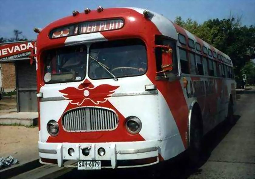 Bussen ACLO Cuctsa-River 1961