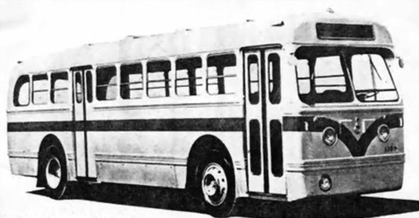 Bussen ACLO Leyland EL40 de AMDET