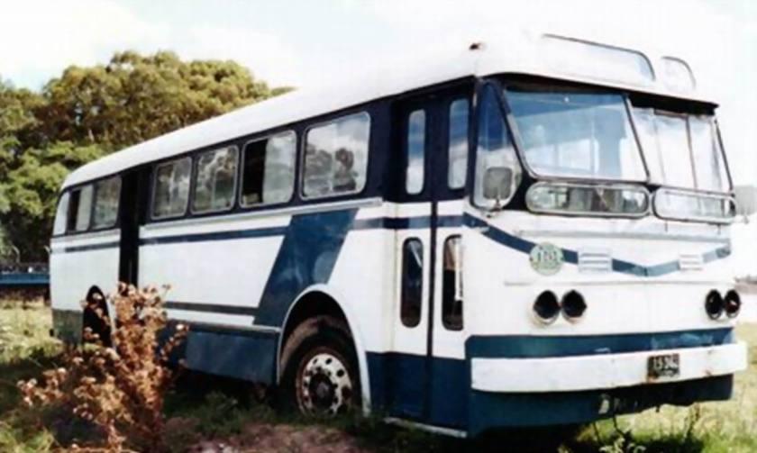 Bussen Aclo Mark IV Verheul