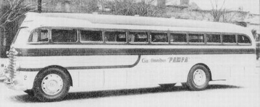 Bussen ACLO of Leyland Argentina