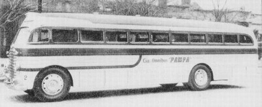 Bussen ACLO of Leyland Argentina