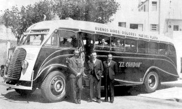 Bussen ACLO Regal Geronimo Gnecco de El Condor 1042