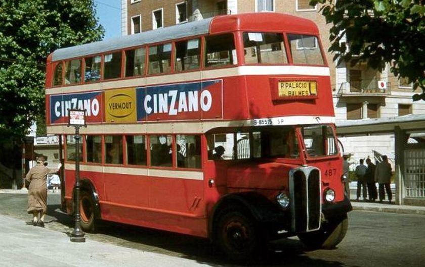 Bussen Aclo Regent Mark III. 125 HP