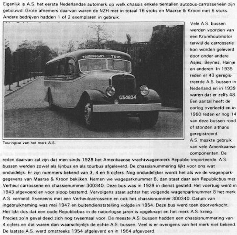 Bussen AS Nederland