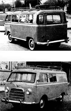 Bussen Autoar Frontales