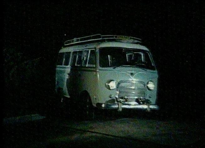 Bussen Autoar Micropanorámico Kombi 1958