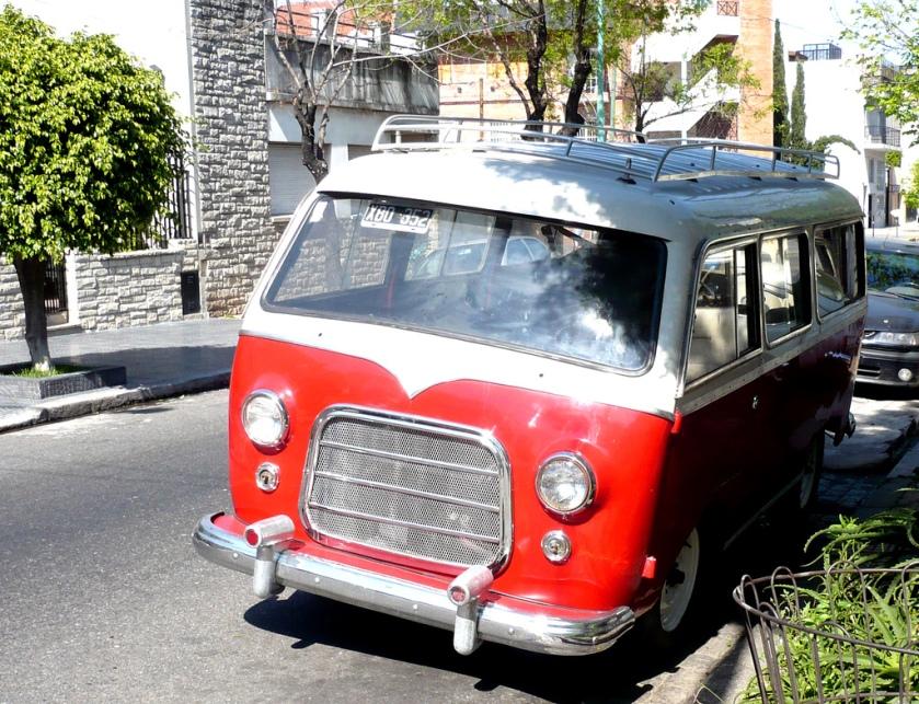 Bussen Autoar Simca panamericano 1960 (en alquiler)