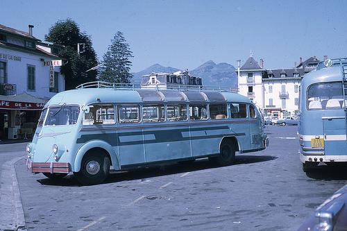 Bussen Autocar Isobloc Lourdes