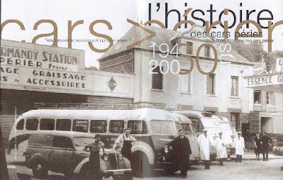 Bussen Autocar Isobloc Perrier 60j