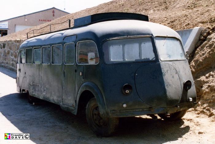 Bussen Autocar Isobloc W843M 1944