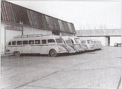 Bussen Autocar Isobloc Zaventem België d