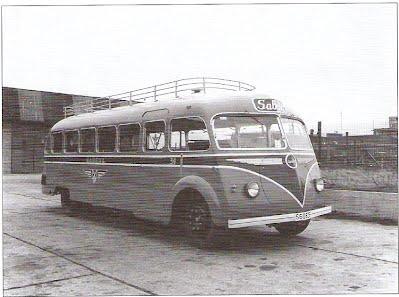 Bussen Autocar Isobloc Zaventem België