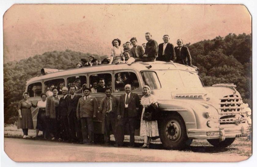 Bussen Autocar Lourdes