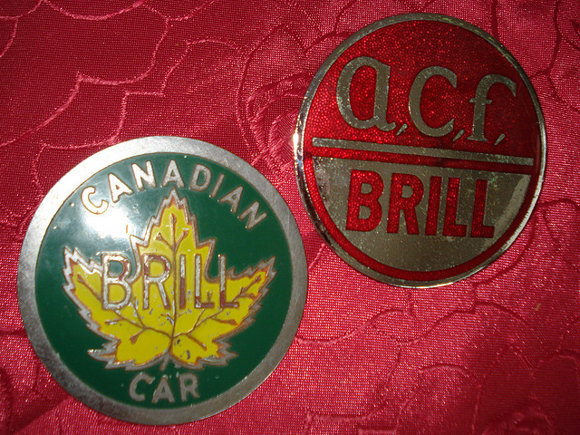 Canadian Brill- ACF Brill