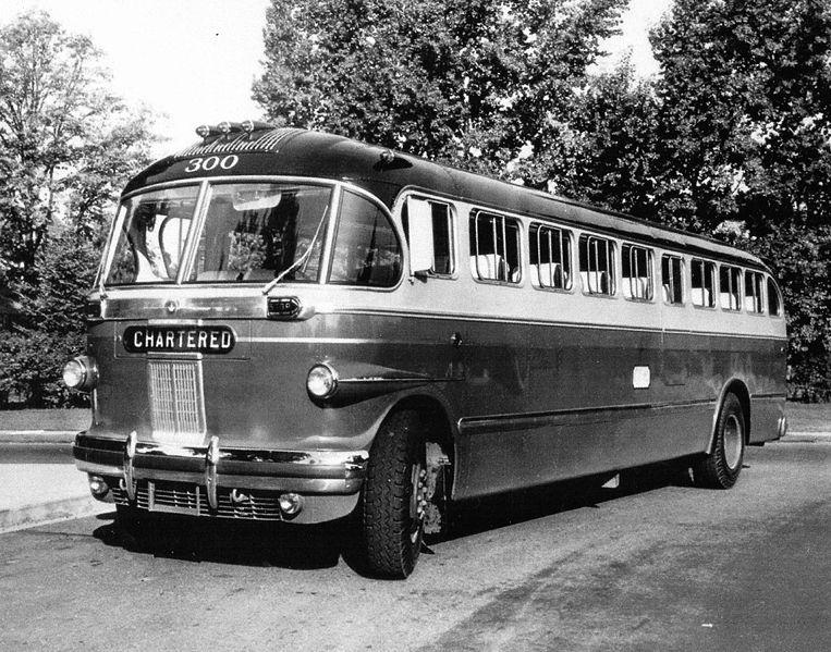 Canadian Car and Foundry IC-41 1945-52-Ottawa Electric Railway 300-a