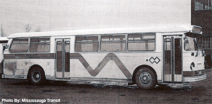 Canadian Car and Foundry TD-43 1960-62 Mississauga Transit 2021-a