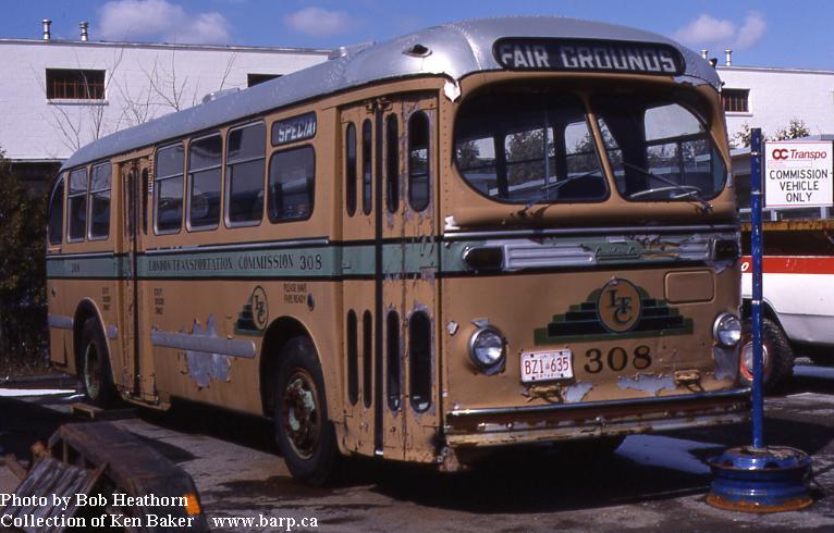 CC&F Brill-Canadian Car Brill C36's