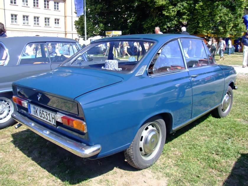 DAF 55 Coupe 45PS 2