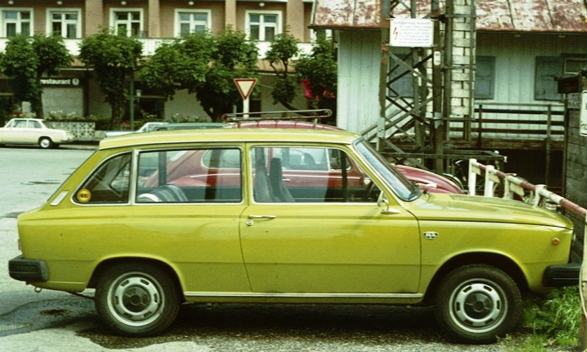 Daf 66 Estate ADAC