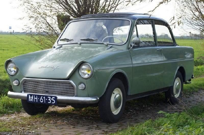 DAF 750 a