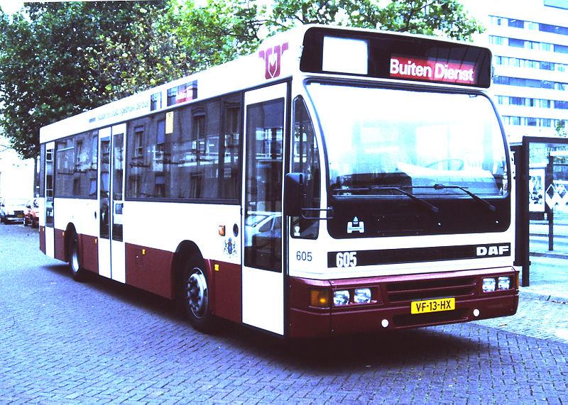 DUVEDEC DAF CVD 605-III