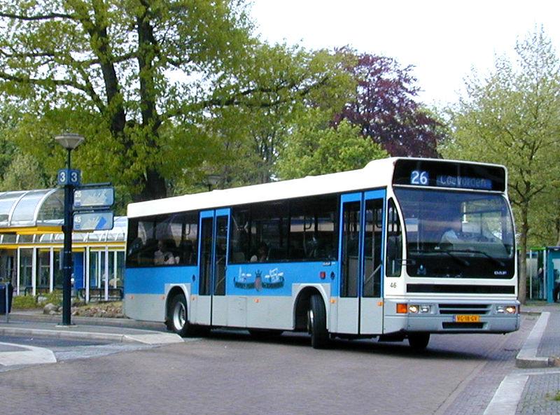 DUVEDEC DAF Pieper 46